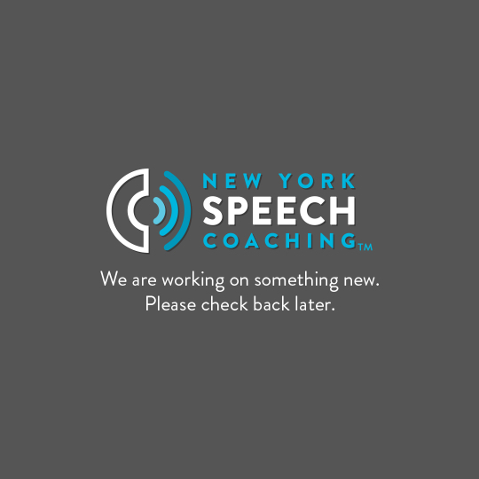 Nashville Speech Coaching